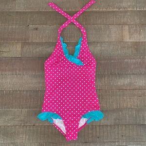 Girls Garnet Hill Kids Swimsuit